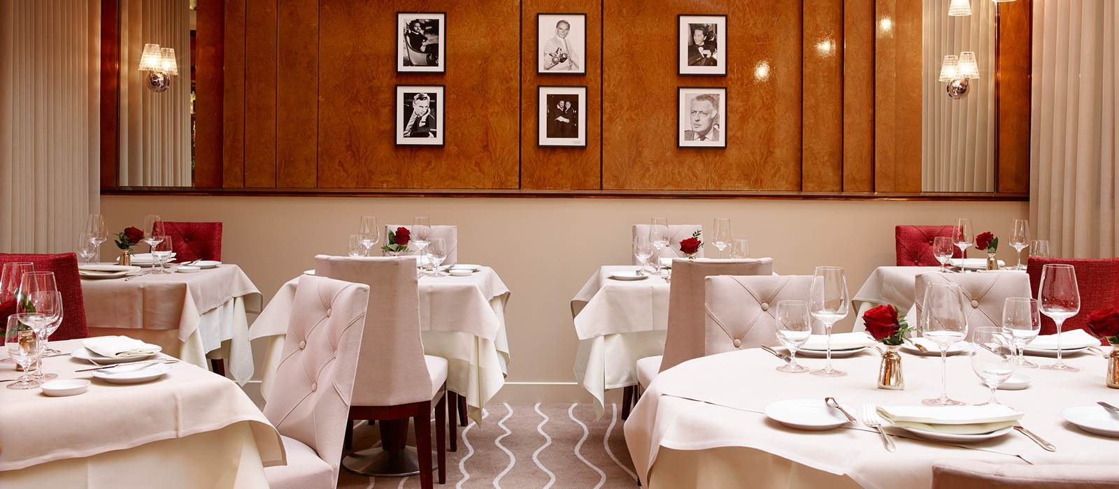 Penati al Baretto Restaurant and Bar | Hotel de Vigny Paris