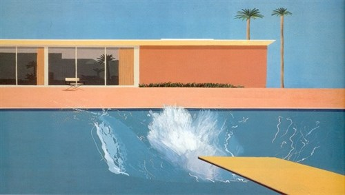 Flickr A Bigger Splash copywright Ian Burt